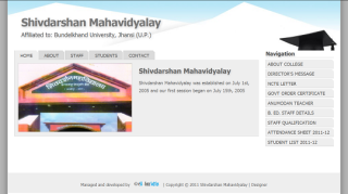 Shiv Darshan Mahavidhyalay by Easy Soft Sys