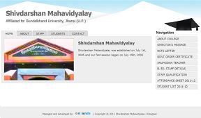 Shiv Darshan Mahavidhyalay