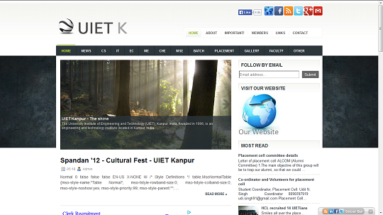 University of Kanpur