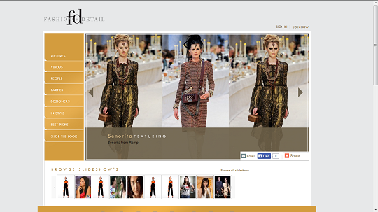 Fashion - Magazine