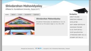 Shiv Darshan Mahavidhyalay by Easy Soft Sys