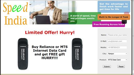 Speed India Online